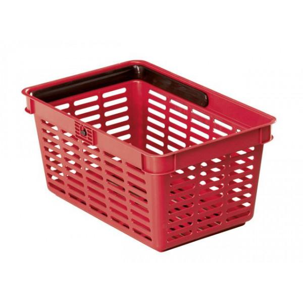 Durable Einkaufskorb 19 Ltr.Rot