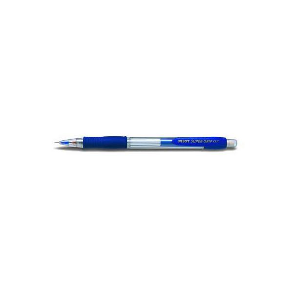 Pilot Druckbleistift Super Grip H-187-SL blau 0,7 mm
