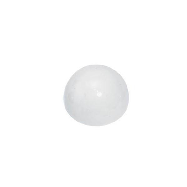 Hebel Magnete rund Halbkugelform weiß