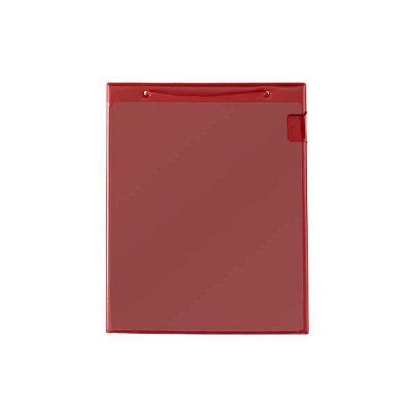 Eichner Auftrags-Schutztasche DIN A4 rot