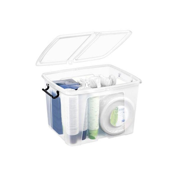 CEP Aufbewahrungsbox 40,0 l, 49,8 x 39,7 x 20,2 cm (BxTxH)