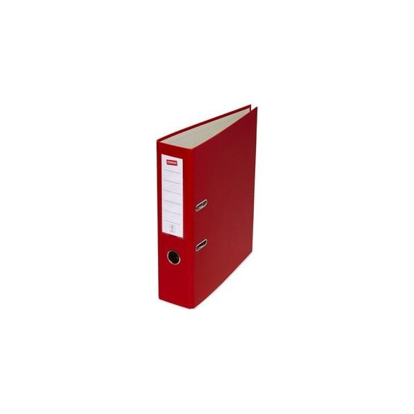 Staples Ordner rot A4 80mm breit