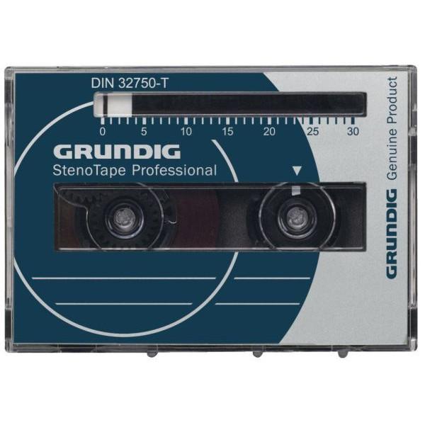 GRUNDIG Steno-Cassetten 30 5St.