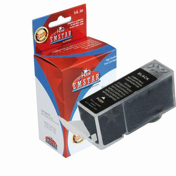 EMSTAR Druckerpatrone Canon Pixma iP3600/MP540 sw - Original