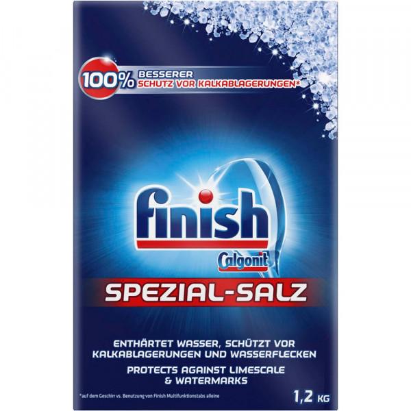 (0,86 EUR/1 kg) Calgonit Spezial-Salz für Spülmaschinen Karton 1,2 kg
