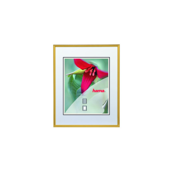 Hama Bilderrahmen Sevilla gold 21 x 29,7 cm Glas