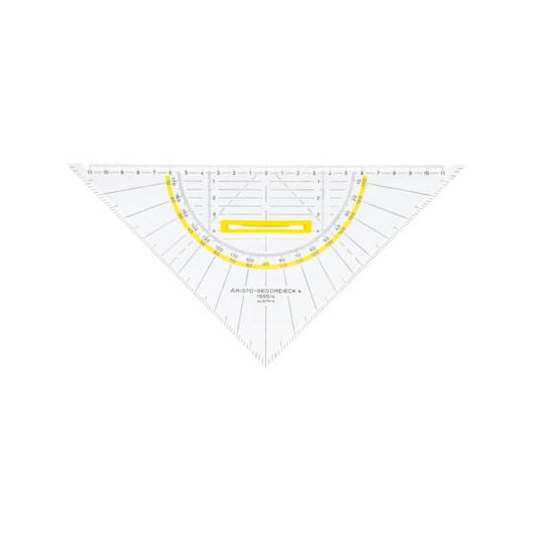 Aristo Dreieck Geo 1555-4 m.Griff 25cm