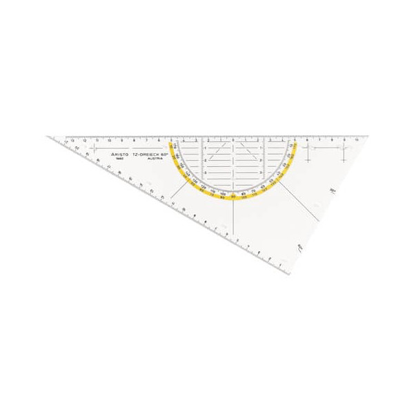 Aristo Dreieck TZ 1660/1 o.Griff 22,5cm