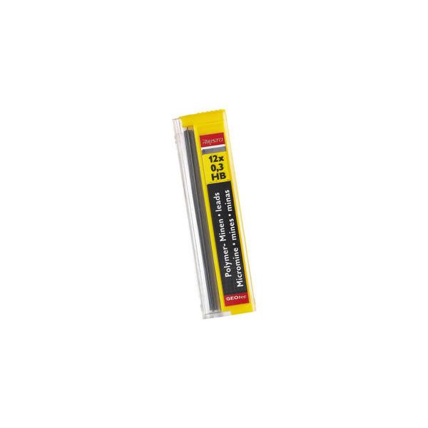 Aristo Druckstiftmine 0,3mm 2x12 St