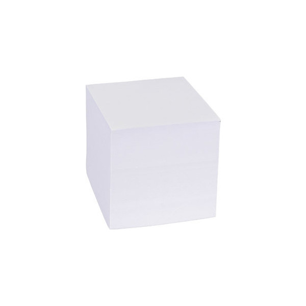 K&E Notizzettel-Nachfü.f.Zettelbox weiß 9x9cm 800 Bl
