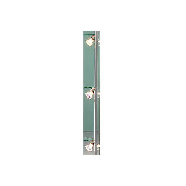 BST NV-Beleuchtung für Glasvitrinen 5-Spot 5 x 20 Watt Spothalter