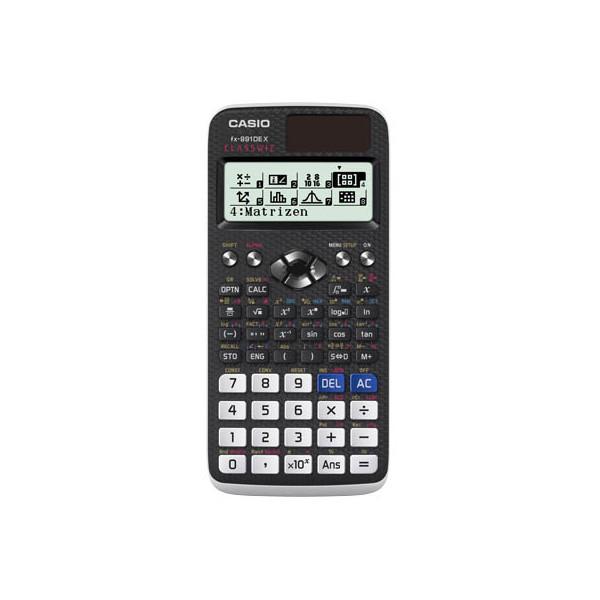 Casio Taschenrechner FX-991DEX QR-Code
