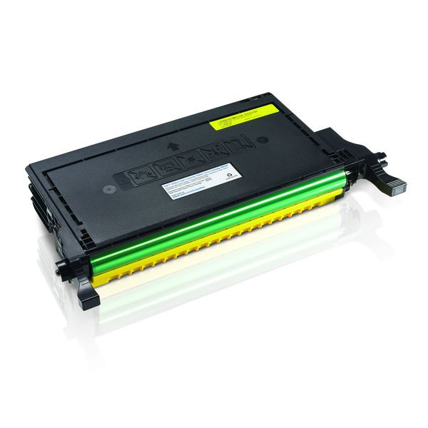 Dell Toner Cartridge M803K gelb für Multifunction Color Laser Printer