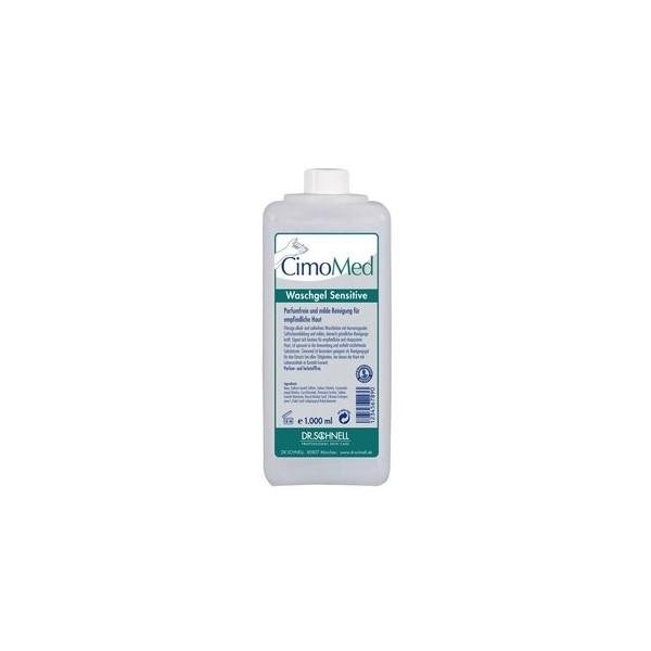 Dr.Schnell's Waschgel CimoMed parfĂĽmfrei 1000 ml