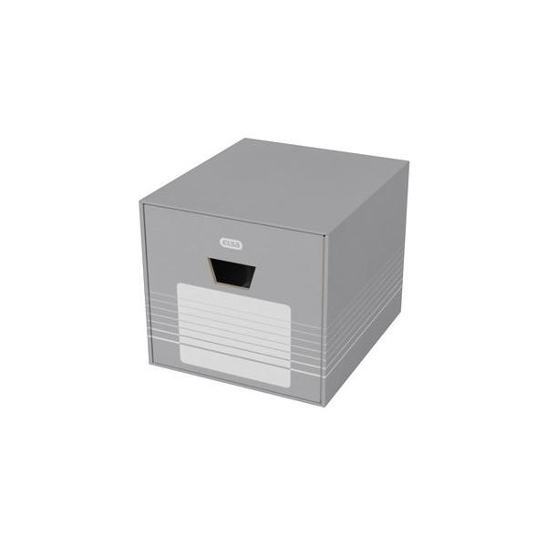 Elba Aufbewahrungsbox S4 autom grau