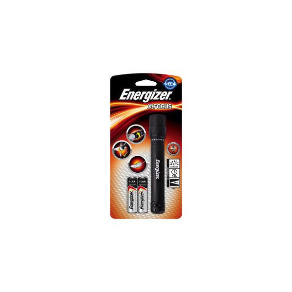 Energizer Taschenlampe X-Focus 2AA Inkl.2x AA 1 St
