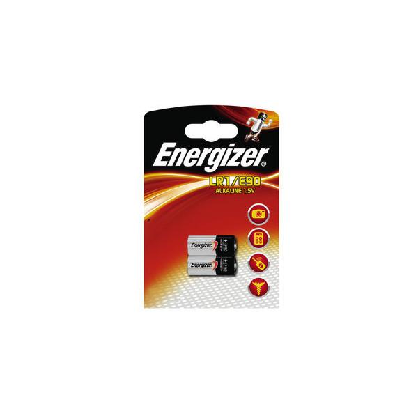 Energizer Batterie Alkaline Lady / LR01 / N 2 Stück
