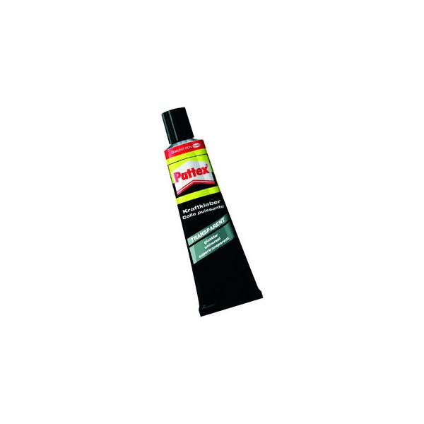 (6,92 EUR/100 g) Pattex Klebstoff Kraftkleber Tube schwarz/gelb 50g