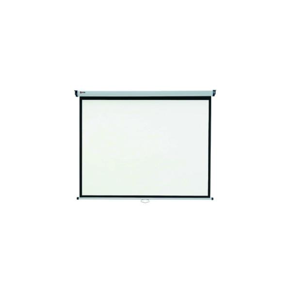 Nobo Roll-Leinwand 175 x 132,5cm 6,53kg weiß