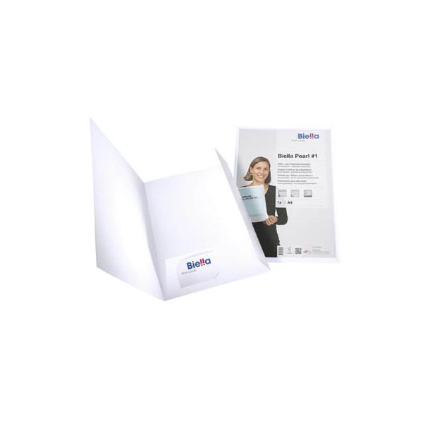 Biella Angebots- und Präsentationsmappe PEARL 1, 22,5x31,5cm mit Sichttasche