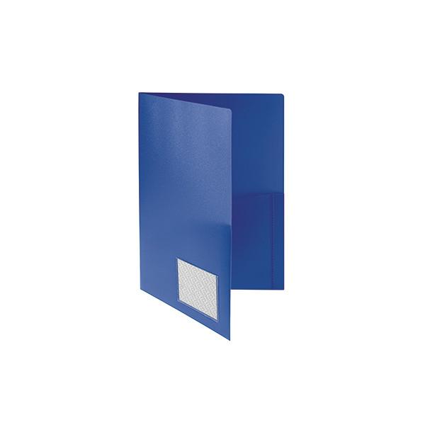 FolderSys Angebotsmappe blau 305 x 225 x 0 mm (HxBxT) ohne Verschluss