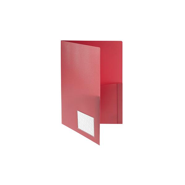 FolderSys Angebotsmappe rot 305 x 225 x 0 mm (HxBxT) ohne Verschluss