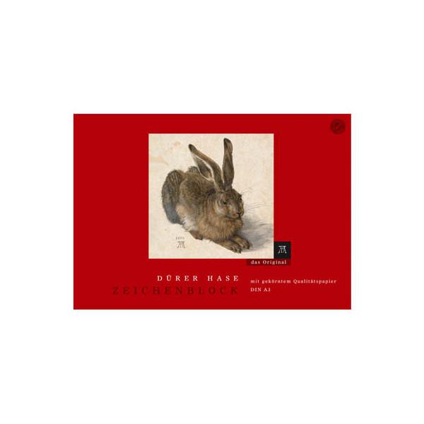 Edition Dürer Zeichenblock Dürer Hase 100g A3 18 Bl