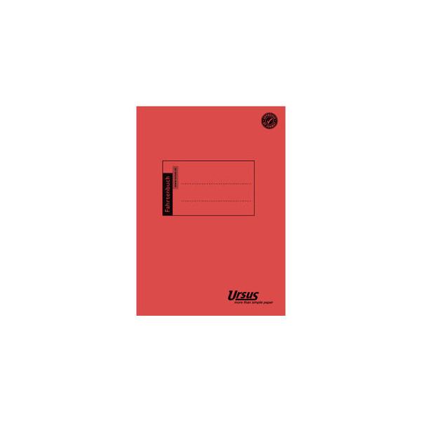 Ursus Fahrtenbuch T154 80g A5 40 Bl