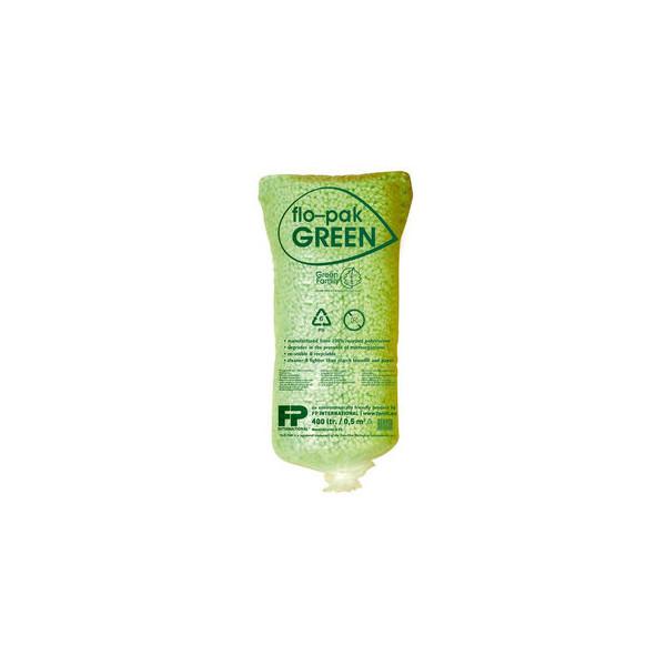 FLO-PAK Füllmaterial Flo-Pak Green grün 400 L