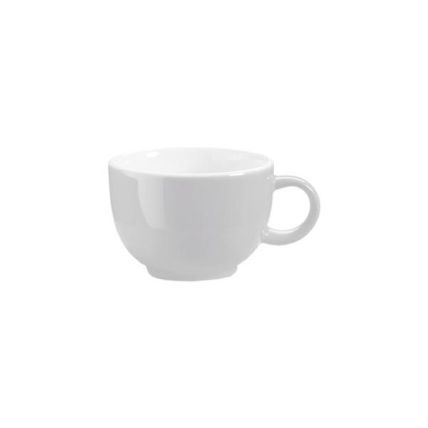 Kaffee-/Cappuccino Tasse weiss 0,20 L Barista