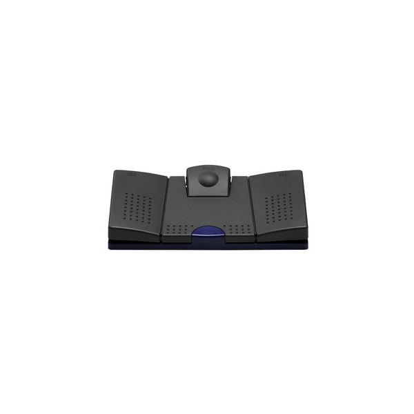Grundig Fußschalter Digta 540 USB d.grau ergon.