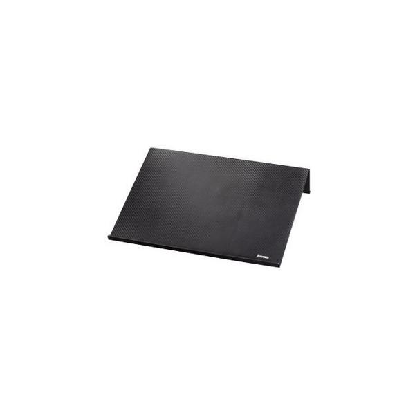 Hama Notebook-Stand in Carbonoptik schwarz bis 18,4Zoll