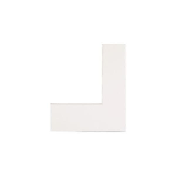 Hama Premium-Passepartout weiß 30x40-20x30
