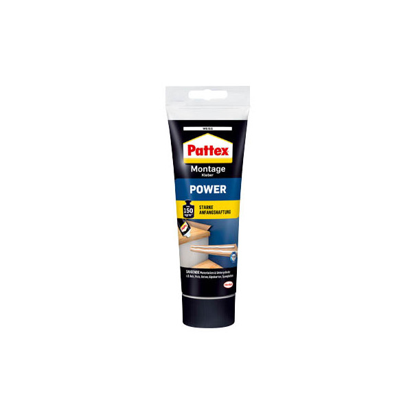 Pattex Montage Power Kleber 250g Tube