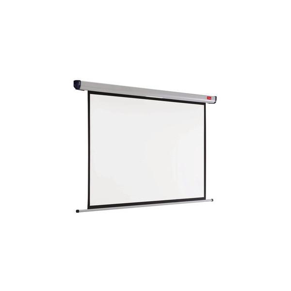 Nobo Roll-Leinwand 1500x1138mm weiß 1500 x 1138
