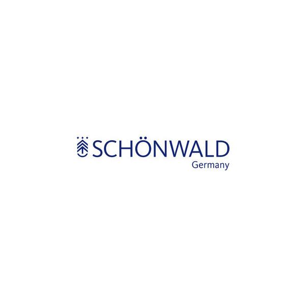 Schönwald Teller flach FINE DINING we,D25cm spülm.ge 6 St