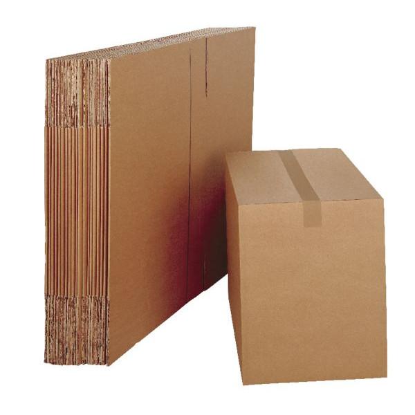 HSM Kartonbox für Classic 390.3 Faltkarton