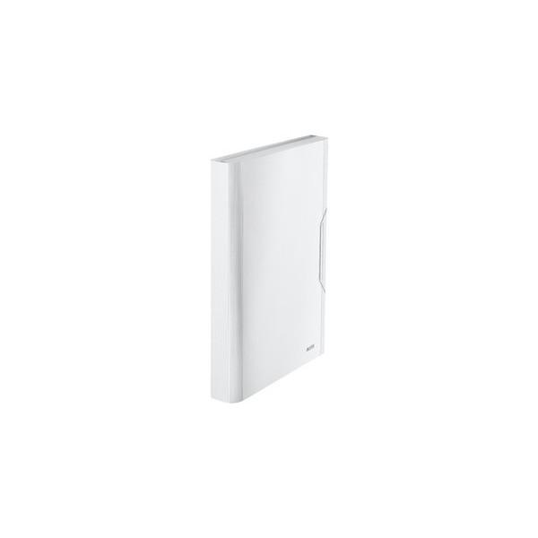 Leitz Fächermappe Style 3957-00-04 A4 mit 6 Fächern 6-teilig blanko Kunststoff arktisweiss