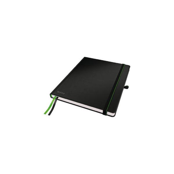 Leitz Notizbuch complete iPad S.80Bl schwarz 24×18,5cm kariert