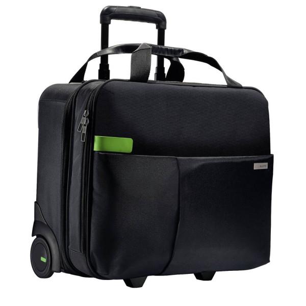 Leitz Notebooktrolley Smart Travel. schwarz Complete Handgep