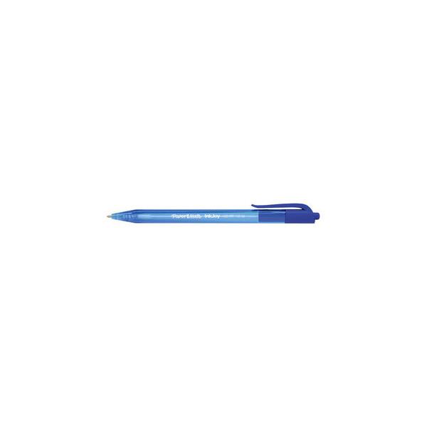 Papermate InkJoy 100 RT blau Kugelschreiber Einweg 1mm