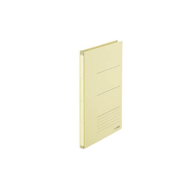 PLUS JAPAN Platzspar-Ordner ZeroMax beige ausziehbare Rückenbreite von 1-10cm
