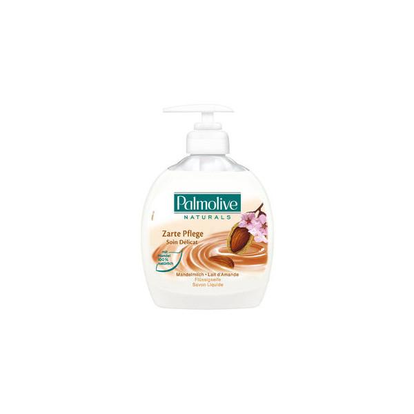 (0,65 EUR/100 ml) Palmolive Flüssigseife Mandel 300ml