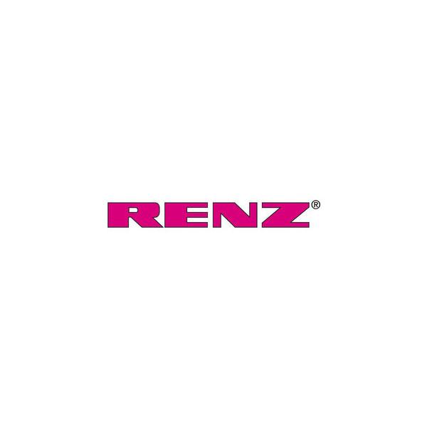 Renz Drahtbinderücken Ring Wire 320800116 schwarz 2:1 16 Ringe auf A5 60 Blatt 8mm 100 Stück