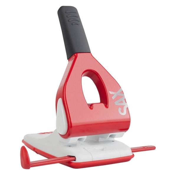 Sax Design Kraftlocher 618 rot 65 Blatt 6,5mm