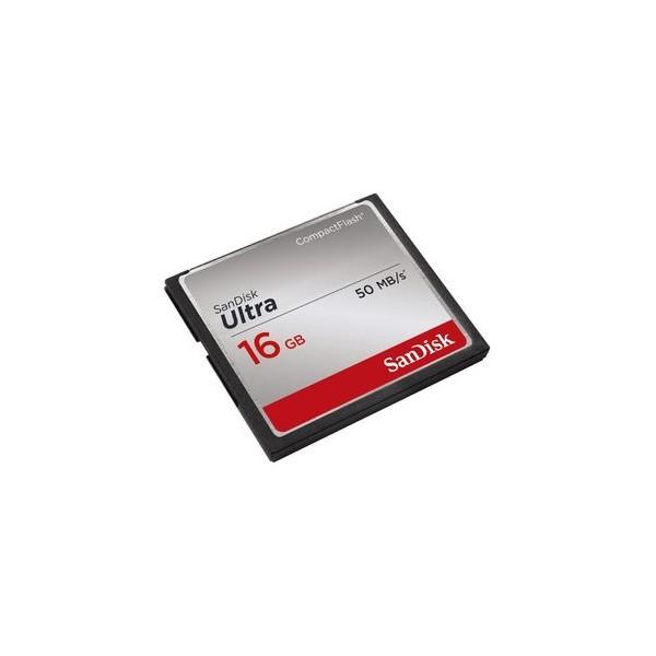 SanDisk SanDisk CF-Card Ultra 16 GB