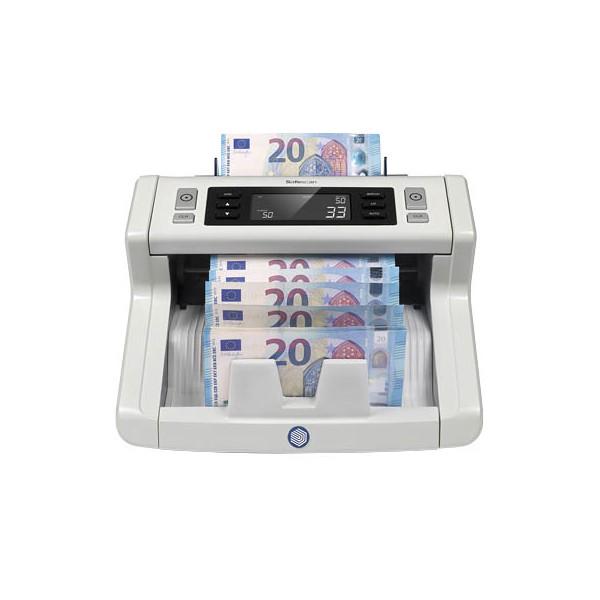 Safescan 2210 Geldzählmaschine grau UV Prüf.