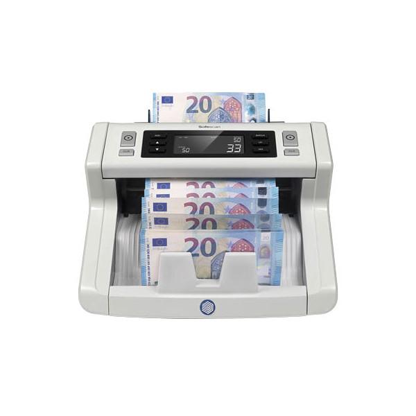 Safescan 2250 Geldzählmaschine grau 1000 S/min