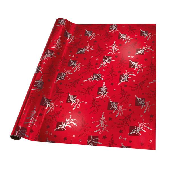 Sigel Weihnachts-Geschenkpapier Exclusive Glamour 70cm x 2m
