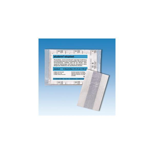 Söhngen Aluderm Pflaster aluplast elastisch we-alu 10x6cm 10x5 St